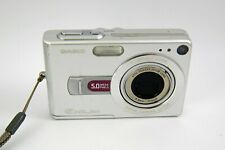 Casio EXILIM ZOOM EX-Z50 5.0MP Digital Camera - Silver