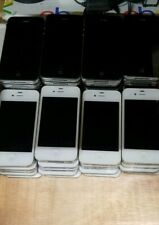 Lot of 25 16GB Apple iPhone 4s (Sprint) A1387 (CDMA + GSM) USED clean esn