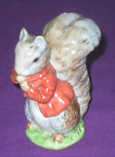 VINTAGE BESWICK BEATRIX POTTER TIMMY TIPTOES BP2 GOLD OVAL BACKSTAMP