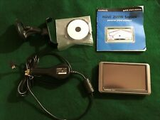 Garmin Nuvi 200W GPS Touchscreen Navigation System with Accessories