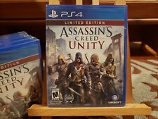 Assassin's Creed: Unity Limited Edition, PS4