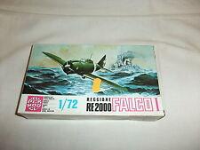 Modello di aereo KIT 1:72 supermodel Reggiane Falco i re2000 2. guerra mondiale