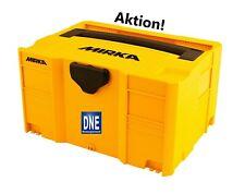 Reduziert! Mirka Tanos Systainer Case T-LOC Gr.3 Werkzeugkoffer gelb MIN6533011