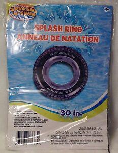 """Splash-N-Swim SPLASH RING 30""""  BRAND NEW"""