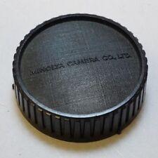 Minolta MD Mount Lens Rear Cap