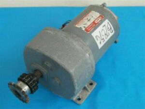 Dayton 2Z842 Split Phase Gearmotor 115V
