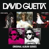 David Guetta - Original Album Series (NEW 5CD)