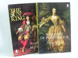 The Sun King and Madame De Pompadour (In Slipcase), Nancy Mitford, Very Good Boo