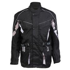 Blousons noirs textile pour motocyclette taille XL
