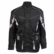 Giacche regolabile nero Texpeed per motociclista
