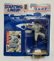 ALEX RODRIGUEZ Starting Lineup SLU MLB 1997 Action Figure &Card Seattle Mariners