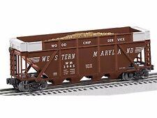 Lionel  WM Wood Chip Hopper Car  #2945  82344  O