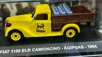Fiat 1100 ELR Camioncino - AgipGas 1954 - Scala 1:43 Die Cast - DeAgostini