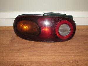90-97 Mazda Miata Mx-5 NA Left Drivers Tail Light Taillight Lamp Assembly
