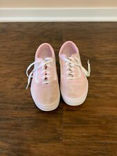 Vans Girls Pink Shoes Size 5