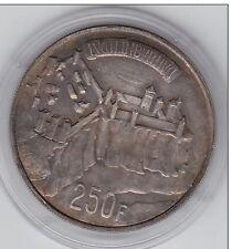 250 FRANCS argent 1963 Qualité++++++++++++++++++