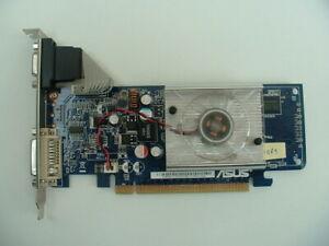 Carte vidéo PCI Express Asus de 512 Mo (GeForce 8400GS) (1071)