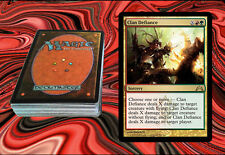 GRUUL TEMPO BURN Magic The Gathering MODERN Budget Deck MTG