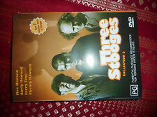 THE THREE STOOGES COLLECTION 2 DVD SET