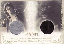 Harry Potter Memorable Moments 1 Harry's Shirt & Grim Fur PC3 Prop Costume Card