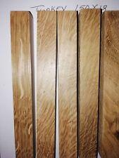 5 Turkey  Oak Pen blanks