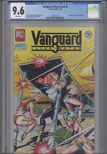 Vanguard Illustrated #2 CGC 9.6  Dave Stevens with Space Vixens: New Frame