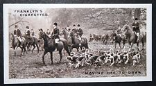 East Essex Foxhounds  Vintage 1920's Photo Card  # EXC