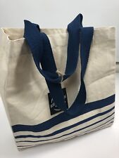 Classic Reusable Shopping Grocery Bags 100% Cotton Eco Friendly Multipurpose