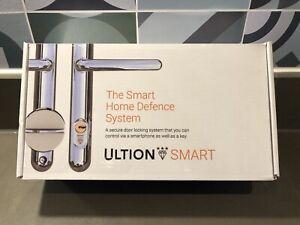 ultion smart lock - HomeKit Version