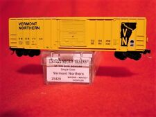 KD 25420 VERMONT NORTHERN 50' Box Car  #7739 'MINT' N-SCALE