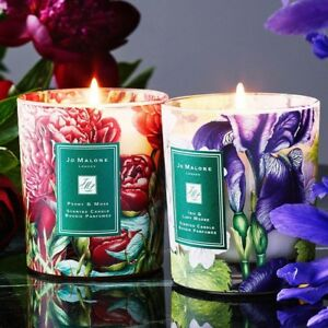 Limited Jo Malone Peony & Moss & Iris & Lady Moore Charity Home Candle