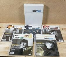 Guitar Player - Aug. 2004 Beatles Collector Issues Lot with Box Set Magazine