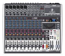 Behringer XENYX X1832USB 18-Channel Live Sound Mixer Board w/ USB & FX EQ