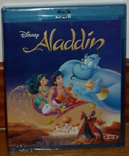 ALADDIN DISNEY CLASSIC NUMBER 31 BLU-RAY NEW SEALED (UNOPENED) R2