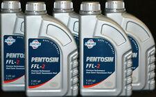 5x1 Liter FUCHS PENTOSIN FFL-2 Doppelkupplungsgetriebeöl DCTF VW TL 52 182