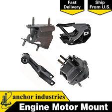94-03 Pontiac Grand Prix 3.1L Bracket /& Torque Strut Motor Mount 4pcs L779 Fits