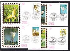 enveloppe 1er jour  nature faune  oiseaux    Paris   1995