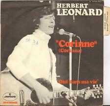 """HERBERT LEONARD """"CORINNE"""" 60'S SP"""