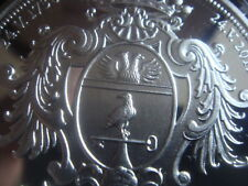 Latvia 2011 palace Rundale silver coin 1 Lats Rastrelli ; BIRDS, ARHITEKT  PROOF