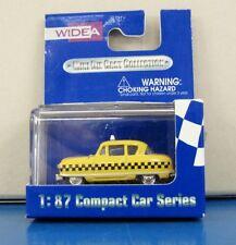 WIDEA 1/87 Compact Car Series Nash Cambler Taxi