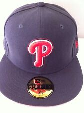 Authentic Philadelphia Phillies Philly Era 59fifty Cap Hat Snapback Nfl NFL New