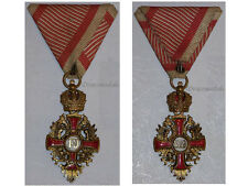 Austria Knight Order Franz Joseph 1849 Austrian Military Medal Decoration Badge