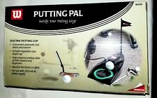Wilson Putting Pal Electric Putting Cup With Ball Return W355 New, Open Box