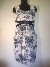 Bleu Blanc Rouge size 14 Summer Dress NEW Stunning Style Designed In France