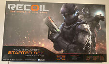 Recoil Laser Tag -Starter Set with 2 Guns and Wi-Fi Game Hub - New