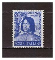 s21550) ITALIA 1949 MNH Nuevo L. Magnifico 1v