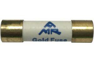 AMR Audiophile Gold Hi-Fi Fuse 20mm x 5mm (5.0A)