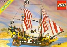 NEW Lego Pirates 6285 Black Seas Barracuda Sealed LEGOLAND