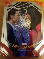 2017 UD Spider-Man Homecoming #74 At the Dance SILVER FOIL
