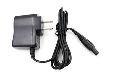 US Adapter Charger Power Supply For Philips Norelco trimmer shaver QP2520/90